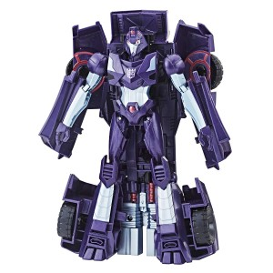 Transformers News: Transformers Cyberverse Listings of 1 Step Optimus, Megatron, Starscream & stock photos of Wave 2 Attackers, Ultras