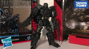 Transformers News: Video Review of Transformers Studio Series Deluxe Lockdown