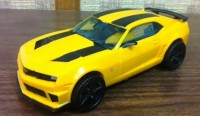 Transformers News: Video Review of Transformers DOTM Leader Class Bumblebee