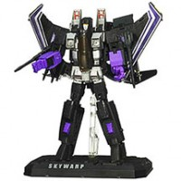 Transformers News: Walmart Exclusive Masterpiece Skywarp at Walmart.com