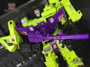 Video Review - Transformers Generations Combiner Wars Devastator (English)