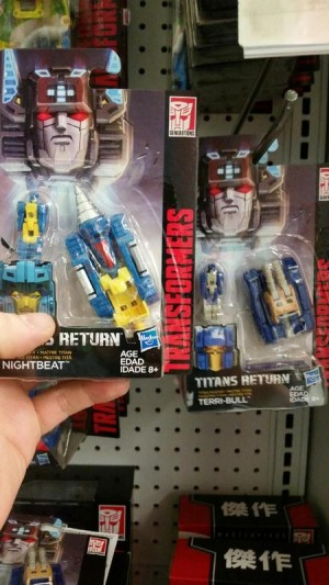 Transformers News: Transformers Titans Return Titan Masters and Fort Max Sighted at Canadian Retail