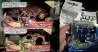 Transformers News: Transformers Prime Cyberverse Commanders Wave 3 and Remote Controlled Vehicles Wave 1 Released