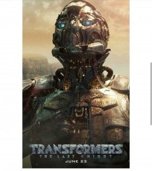 New Transformers: The Last Knight Motion Posters; Cogman Revealed