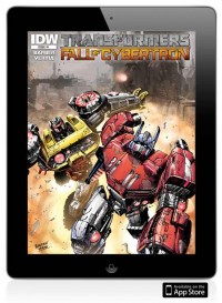 Transformers News: IDW Announces New TRANSFORMERS Digital Miniseries!