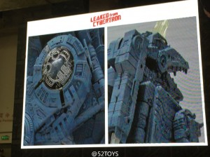 Transformers News: Transformers Titans Return Titan Class Trypticon Revealed