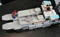 Transformers News: Another Transformers Generations Titan Class Metroplex Size Comparison Teaser