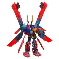 Transformers News: Year of the Dragon Ultimate Optimus Prime only $49.99 at Amazon.com
