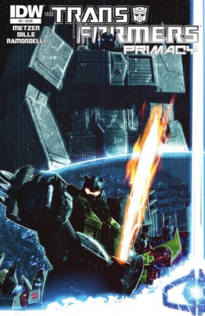 IDW Transformers: Primacy #2 Full Preview