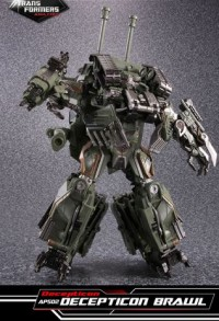 Transformers News: Official Images: APS-02 Decepticon Brawl