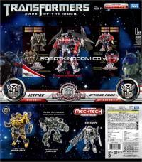ROBOTKINGDOM .COM Newsletter #1162 Jetpower Optimus Prime / Jetfire Two-Pack Repackaged for DOTM