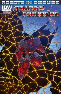 Transformers: Robots In Disguise Ongoing #9 Preview