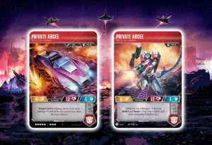 New Cards Revealed for Wizards of the Coast Transformers Trading Card Game