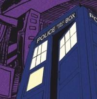 "Transformers Mosaic: ""The Purple Ship."""