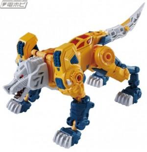 New Images of Takara Tomy Transformers Legends LG30 Weirdwolf