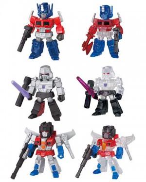 Kabaya Transformers D Collection