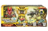 Rampage Among The Ruins 3 pack in stock at toysrus.com
