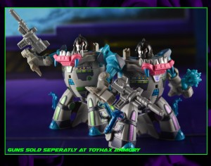 Transformers News: Toyhax February Update - Astrotrain, Crosshairs, Cromar, Hound, and More