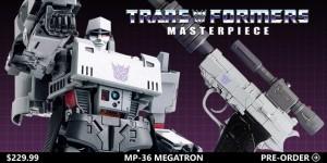 BBTS Sponsor News: MP-36 Megatron, Star Wars, Street Fighter, LotR, Aliens, BBTF, Deadpool & More!