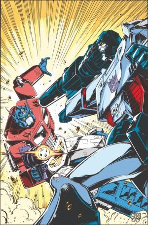 Transformers News: IDW August 2019 Transformers Comics Solicitations
