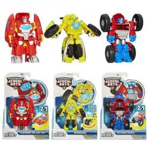 Transformers News: Playskool Heroes Transformers: Rescue Bots Rescan Bumblebee
