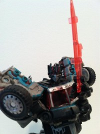 Transformers News: TFSS Scourge Images