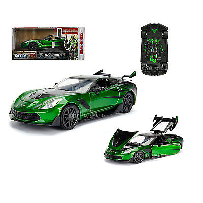 Jada Die Cast Vehicles from Transformers: The Last Knight Available on E-bay at Retail Prices or Less