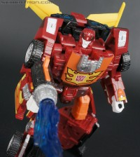 Transformers News: New Toy Galleries: United Rodimus Prime, Blurr and Wheeljack