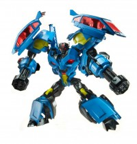 Transformers News: Transformers Prime Deluxe Wave 4 and 5 Official Images: Airachnid, Shadow Strike Bumblebee, Dead End, Sergeant Kup, and Rumble