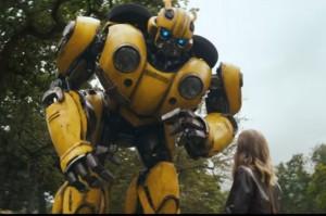 Transformers News: Bumblebee Stars in New U.K. Insurance Advert