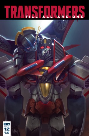 Transformers News: IDW Transformers: Till All Are One is Cancelled, will be continued in a new Annual