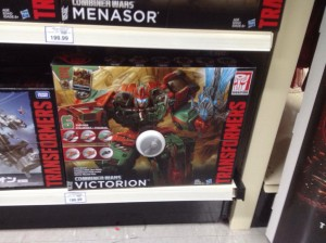 Transformers News: Victorion released in Australia