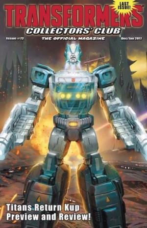 Transformers News: Transformers Titans Return Deluxe Kup Artwork Revealed