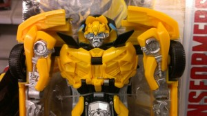 Transformers News: In Hand Images of Knight Armor Turbo Bumblebee, Optimus and Grimlock from Transformers: The Last Knight