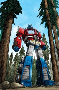 Transformers News: Spotlight Prowl & Wildman's variant cover for TRANSFORMERS Ongoing #6