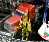 Transformers News: Takara Tomy  Bic Camera Store Display - Masterpiece, Arms Micron, and United EX