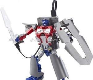 Image of Transformers Mi Power Bank Optimus from Hasbro and Xiaomi