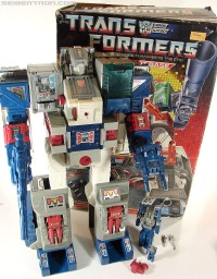 Transformers News: Featured eBay Auctions: Fortress Maximus, SDCC Blaster + Soundwave, Black Zarak, TFA Black Optimus!