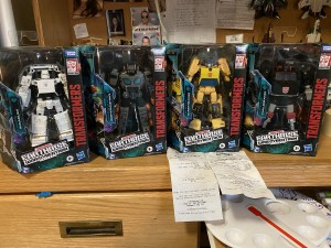 War for Cybertron: Earthrise Wave 3 Deluxe Figures Found at U.S. Retail