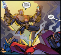 IDW Transformers: Robots In Disguise issue 2 review.