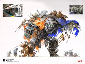 The Last Knight Concept Art for Canopy and Daytrader Revealed