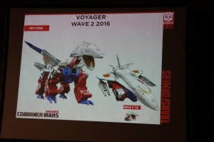 Hasbro Brand Panel Gallery: Transformers Generations Combiner Wars 2016 Upcoming Product Reveals