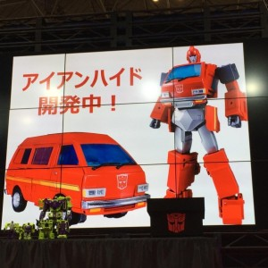Transformers News: Transformers Takara Tomy Masterpiece MP-27 Ironhide release date and pricing