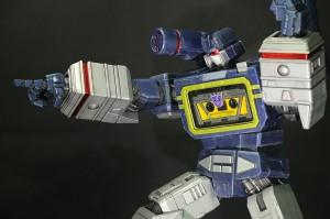 New images of Imaginarium Art Transformers Soundwave Statue