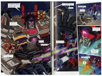 Transformers Generations 2013 Preview Pages