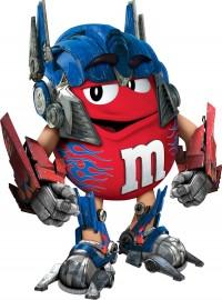 RotF M&M Optimus Prime Statue