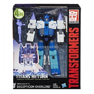 Transformers Titans Return Overlord Packaging Revealed