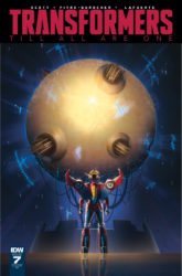 Review of IDW Transformers: Till All Are One #7