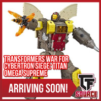 TFSource News - Siege Omega Supreme, GCreations Reissues, GT Bulance, SS Wave 7, MMC, TFE OP & More!