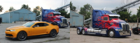 Transformers News: New Transformers 4 Vehicles Images Filming on Location in Adrian, Michigan